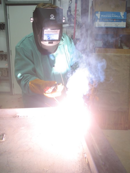 diy-backyard-workshop_welding-with-large-spark-activity Wiring For A Welder on